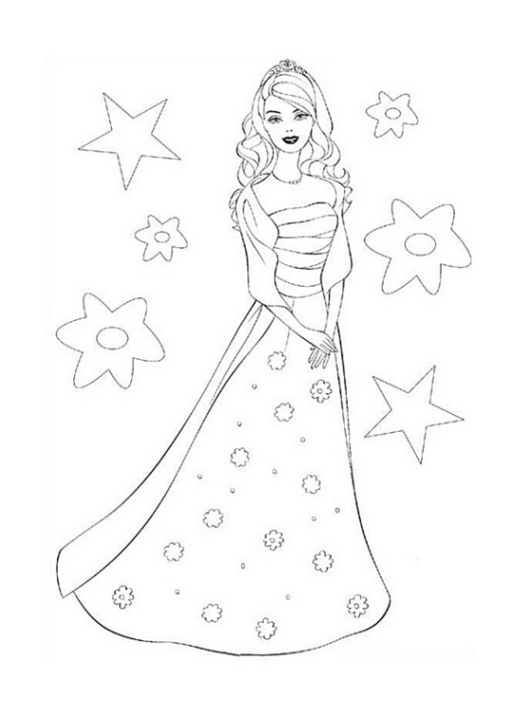 Drawing And Coloring Pages
