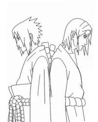 Ausmalbilder Von Naruto Kostenlos Zum Ausdrucken