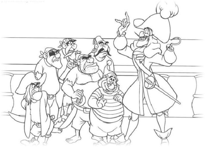 Malvorlagen Zum Drucken Ausmalbild Peter Pan Kostenlos 2