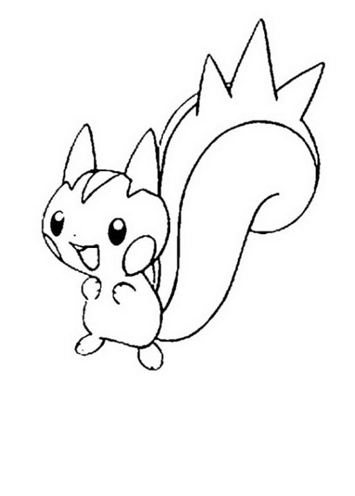 Malvorlagen Zum Drucken Ausmalbild Pokemon Kostenlos 2