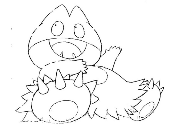 malvorlagen zum drucken ausmalbild pokemon kostenlos 3