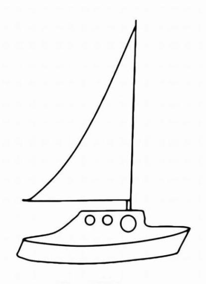 Malvorlagen Zum Drucken Ausmalbild Segelschiff Kostenlos 2