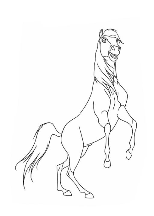 Spirit Der Wilde Mustang 2 Auto Bild Ideen