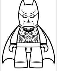Ausmalbilder von The LEGO Movie kostenlos zum Ausdrucken
