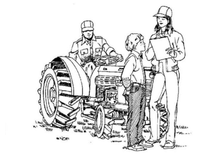 Malvorlagen Zum Drucken Ausmalbild Traktor Kostenlos 4