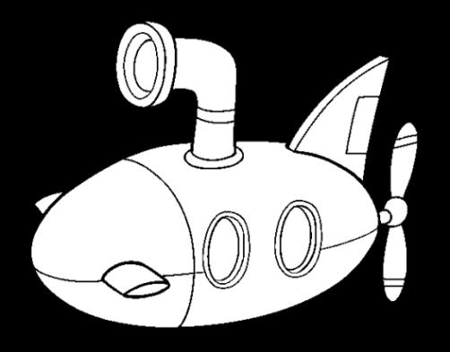 Malvorlagen Zum Drucken Ausmalbild U Boot Kostenlos 2