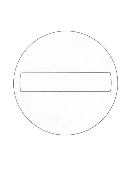 malvorlagen zum drucken ausmalbild verkehrszeichen kostenlos 2