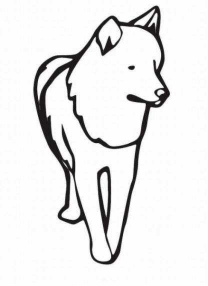 Fantastisch Wolf Malvorlagen Kostenlos Fotos - Framing Malvorlagen ...