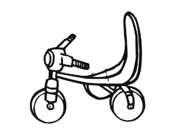 ausmalbilder fahrrad kostenlos