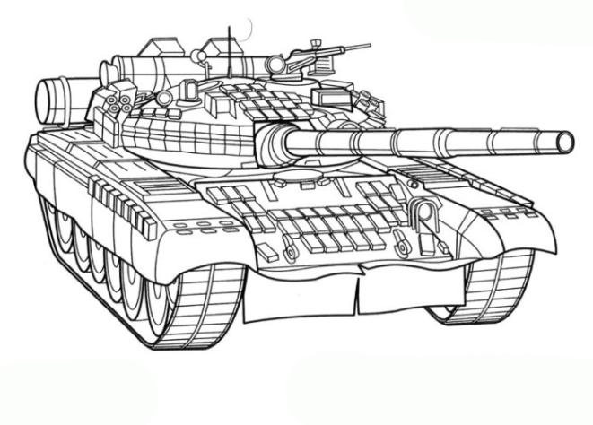 malvorlagen zum drucken ausmalbild panzer kostenlos 1