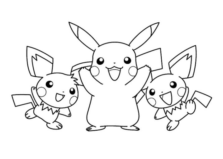 malvorlagen zum drucken ausmalbild pokemon kostenlos 1