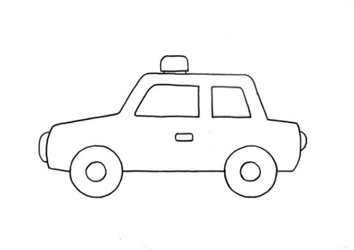 Polizeiauto Malvorlagen Zum Ausdrucken Malvorlagencr