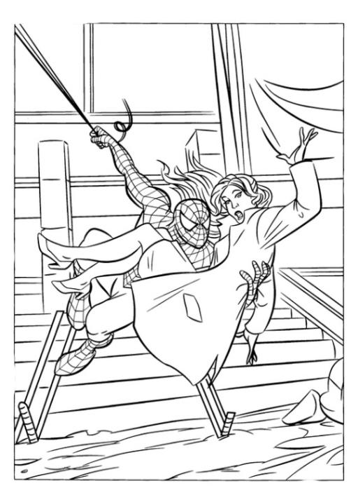 malvorlagen zum drucken ausmalbild spiderman 3 kostenlos 3